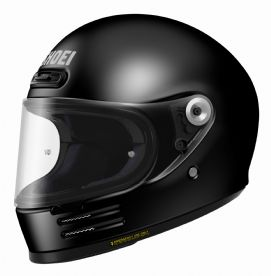Shoei Glamster Gloss Black Helmet